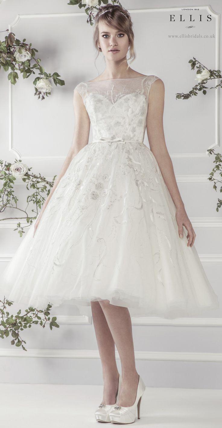 Watch Ellis Bridals Wedding Dresses: Rose Collection 2015 video