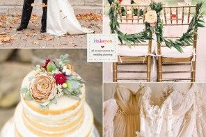 Soft Autumn Wedding Colour Palette