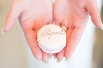 French inspired wedding favors | itakeyou.co.uk