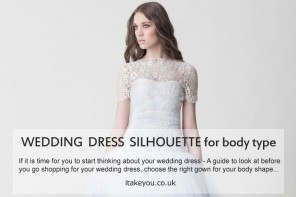 Wedding Dress Silhouette For Body Type | itakeyou.co.uk