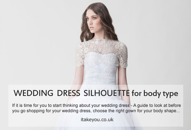 Wedding Dress For Body Types Guide : Wedding dress silhouette for body type a guide how to