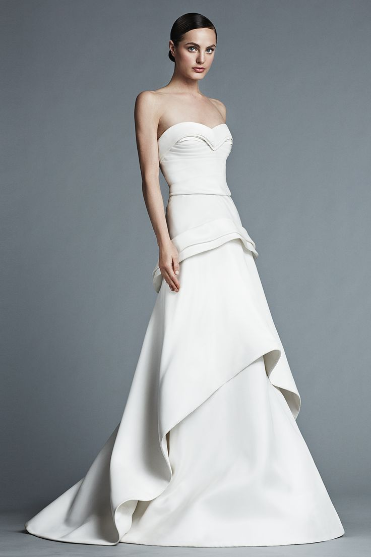 J. Mendel Spring 2015 Bridal Collection