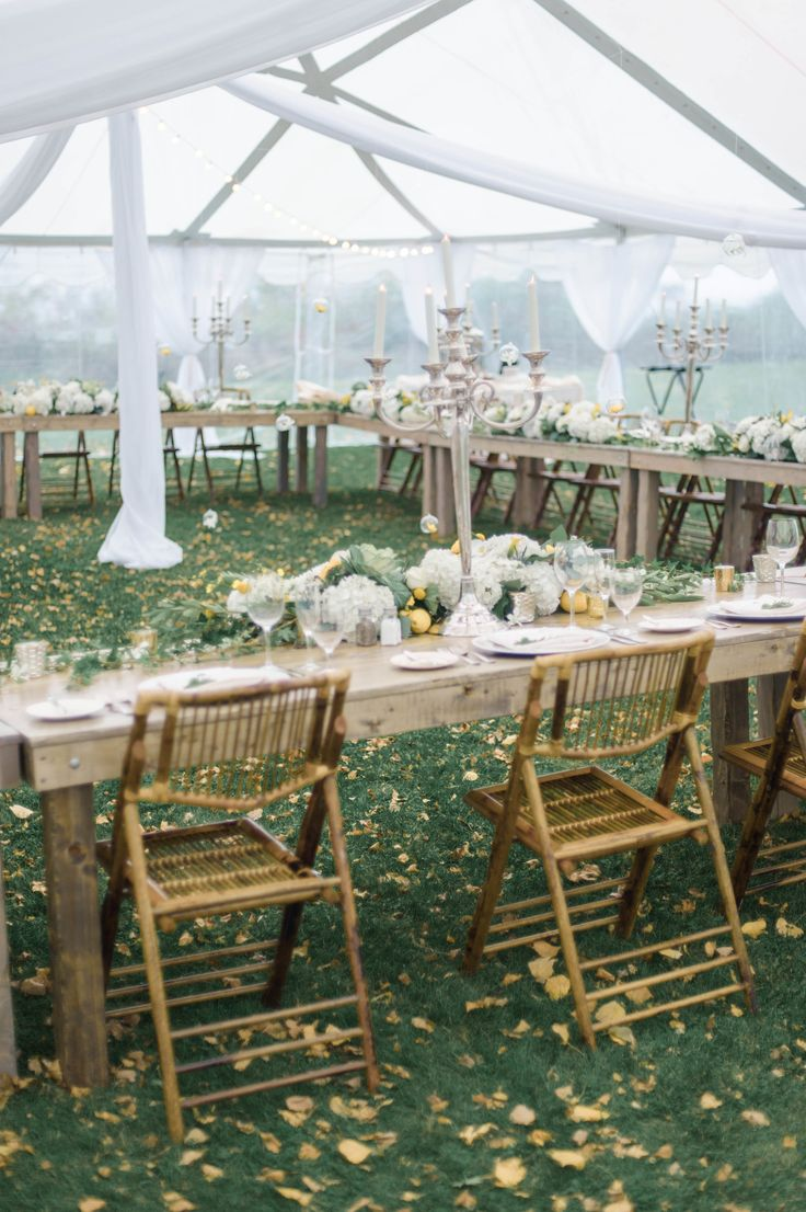 Intimate Autumn Wedding With Rustic Details