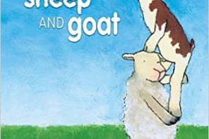Sheep and Goat by Marleen Westera wedding reading for children