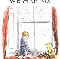 Us Two from Now We Are Six by A.A. Milne - wedding readings for children from books