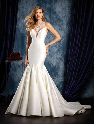 Designer wedding dress trends | itakeyou.co.uk