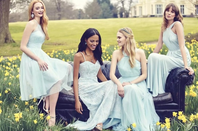 Kelsey Rose 2016 Bridesmaids Dresses | i take you #bridesmaids