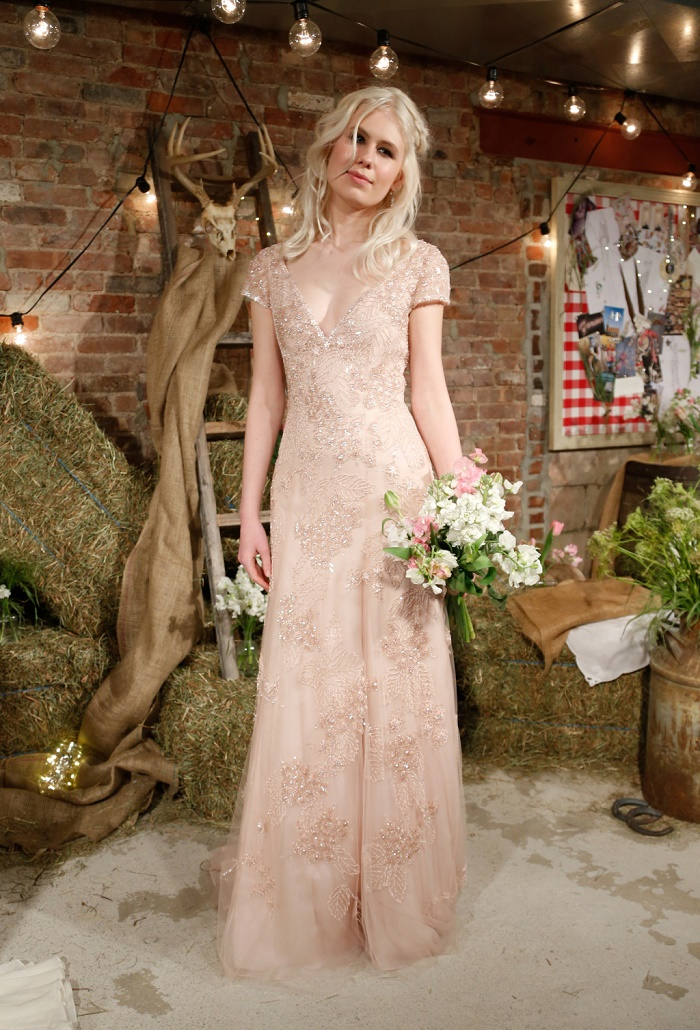 Jenny Packham 2017 Bridal Collection