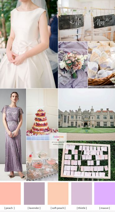 An Elegant English Countryside Wedding + A classic bow sash wedding dress | itakeyou.co.uk