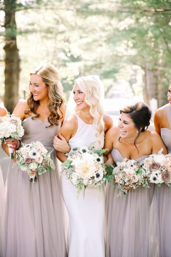 21 Earth Tone Bridesmaid Dresses For Every Wedding Season
