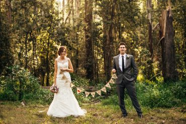 beautiful-whimsical-forest-wedding