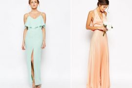 12 Dresses to Wear to a Summer Wedding { included Evening Dresses }