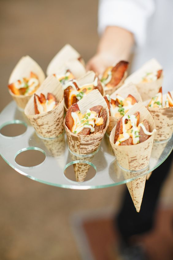 Summer wedding appetizer ideas wedding appetizers menu ideas for French canape menu