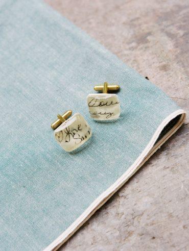Personalized wedding gift ideas   Customized cuff links   i take you #cufflinks