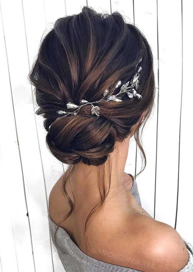 Gorgeous Wedding Hairstyles For The Elegant Bride
