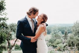 Free spirit boho relaxed and elegant castle wedding #bohowedding #wedding #castlewedding