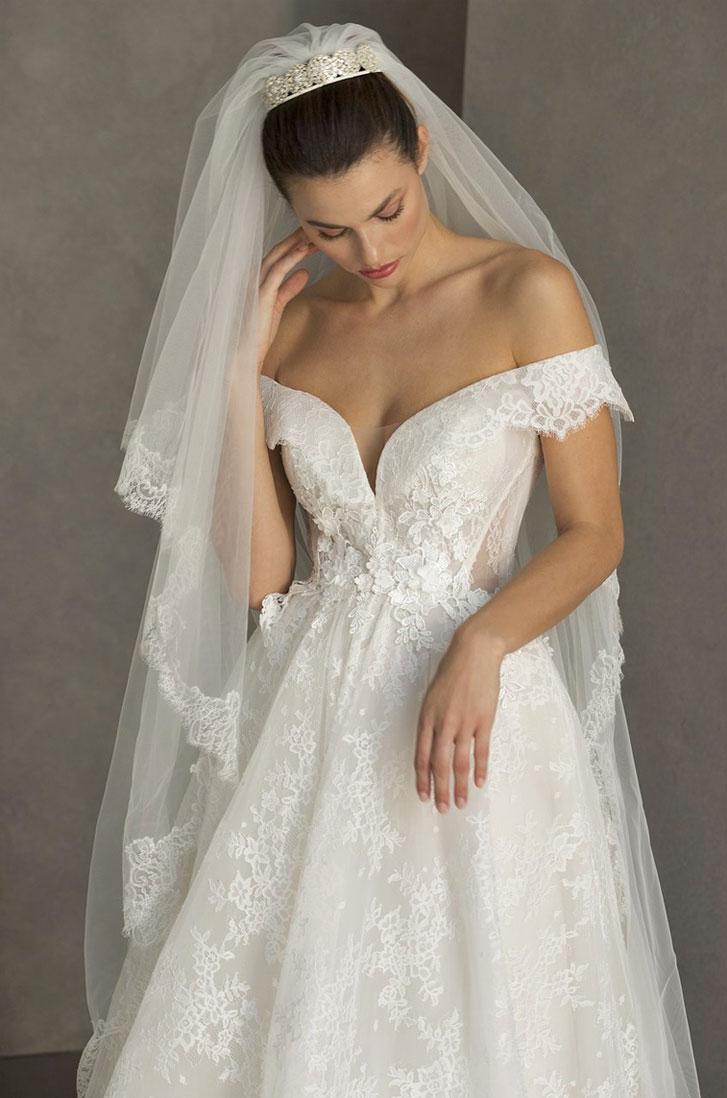 Valentini Spose Spring 2020 Wedding Dresses - Wedding Dress ,bridal gown ,wedding gown #wedding #weddinggown #weddingdress