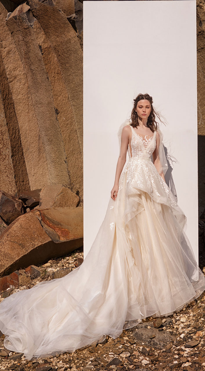 "Eva Lendel 2019 Wedding Dresses ""Pure Essence"" Bridal Collection"