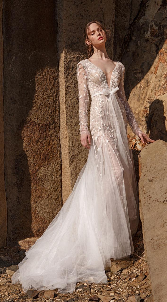 "Eva Lendel 2019 Wedding Dresses ""Pure Essence"" Bridal Collection"