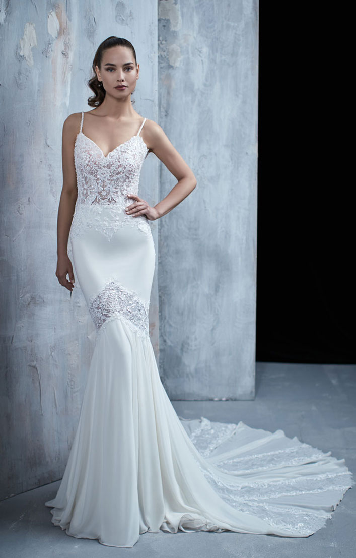 "Maison Signore Wedding Dresses ""Seduction"" Bridal Collection"