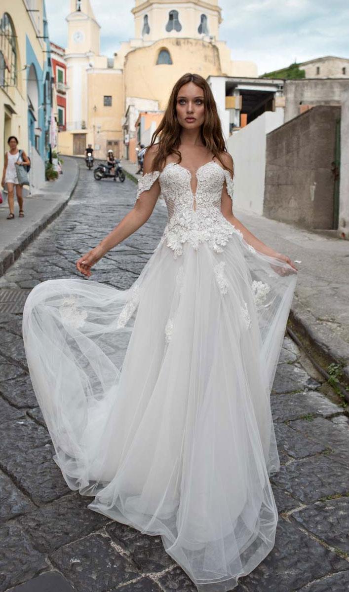 """Maison Signore Wedding Dresses """"Seduction"""" Bridal Collection"""