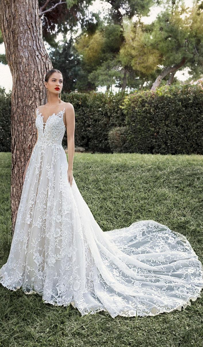 "Demetrios 2020 Wedding Dresses ""Capsule Bridal Collection"" #weddingdress #wedding #weddinggown"