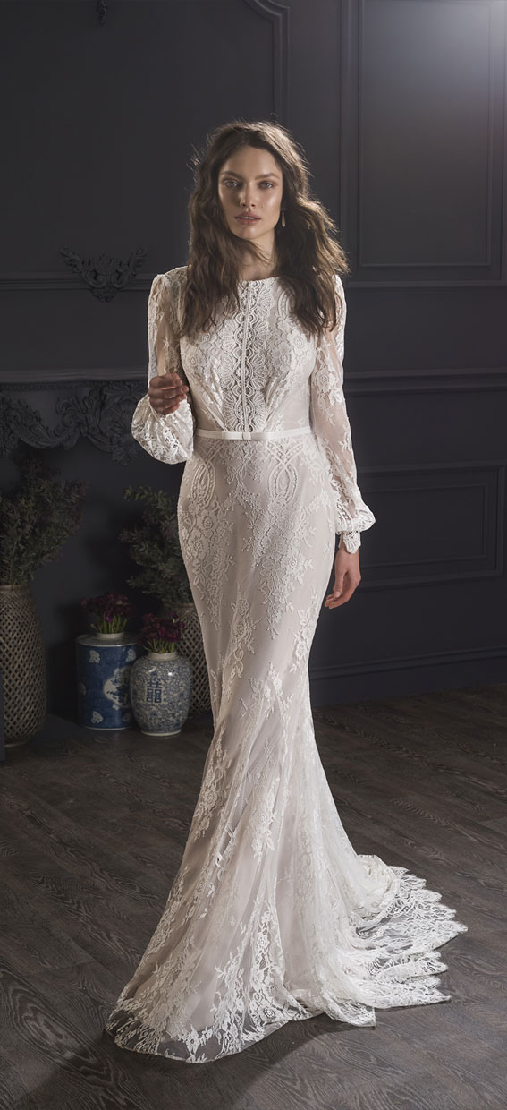 "Lihi Hod 2019 Wedding Dresses ""Dreams 2019"" Bridal Collection"