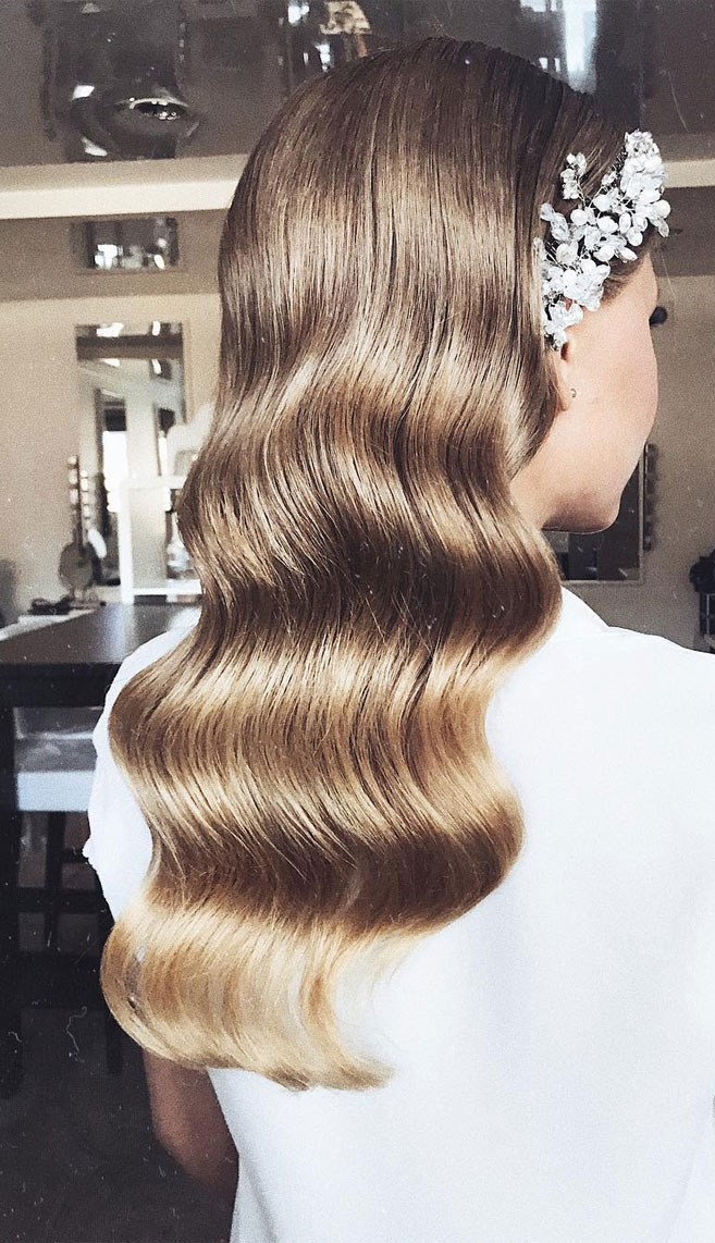 22 Elegant Wedding Hairstyles That Are Right On Trend 1 I
