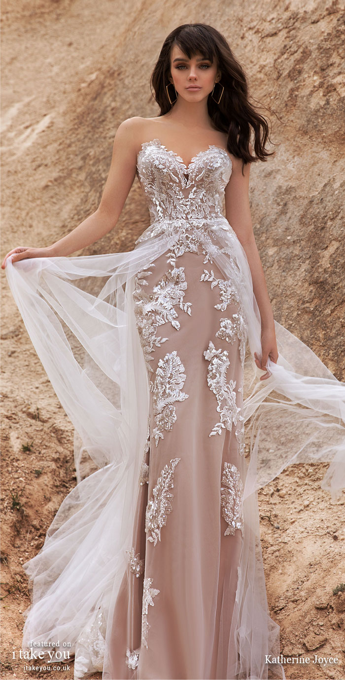 Katherine Joyce Wedding Dresses – The Wind Desert Collection