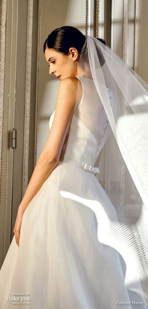 """Couture Hayez 2020 Wedding Dresses — """"High Society"""" Bridal Collection"""