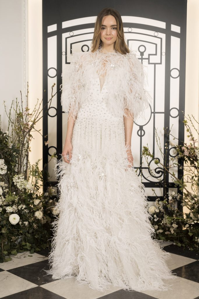 Wedding Dress Spring 2020 Bridal Collection by Jenny Packham