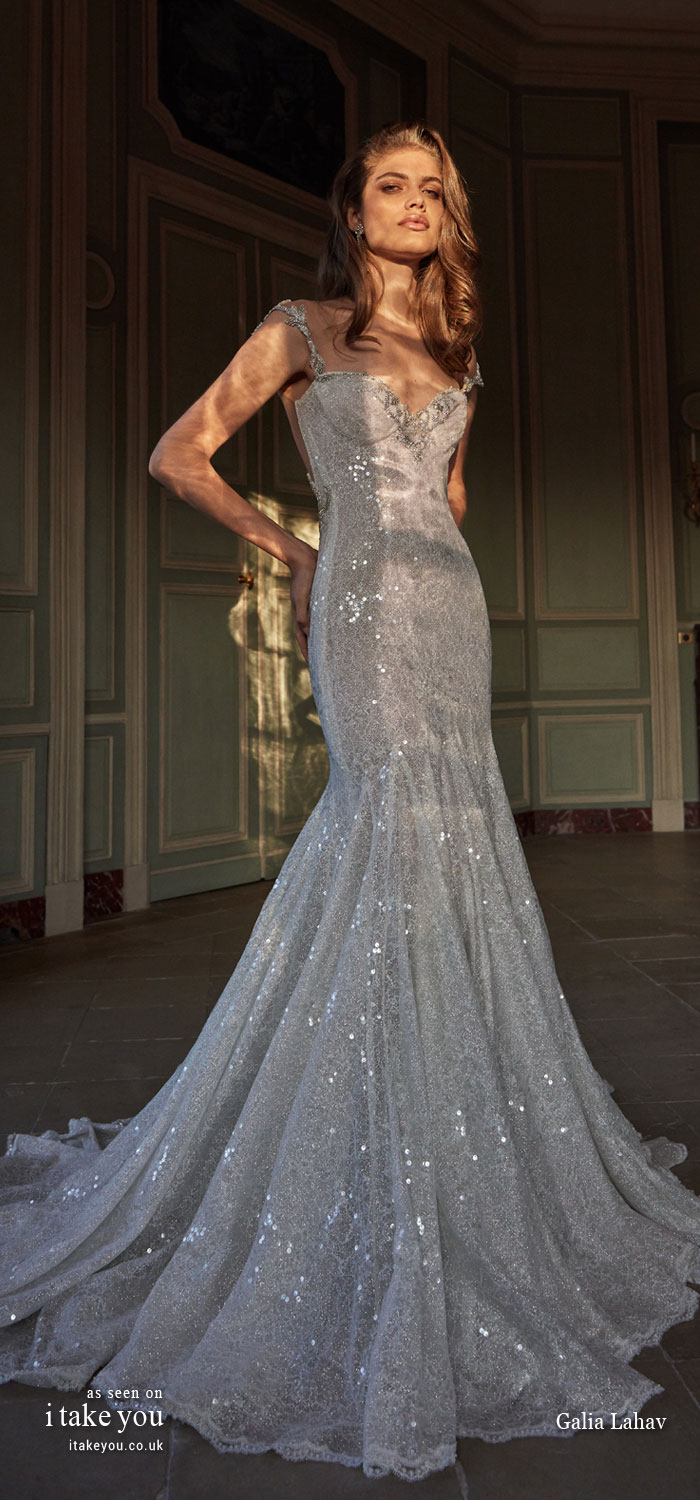 "Galia Lahav Bridal Couture Fall 2020  —  ""Fancy White"""