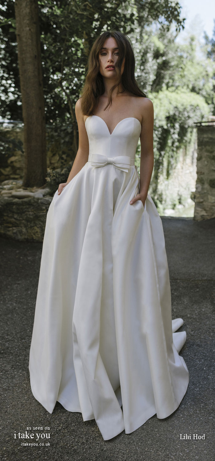"Lihi Hod 2019 Wedding Dresses — ""Secret Garden"" Bridal Collection"