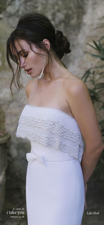 "Lihi Hod 2019 Wedding Dresses — ""Secret Garden"" Bridal Collection"