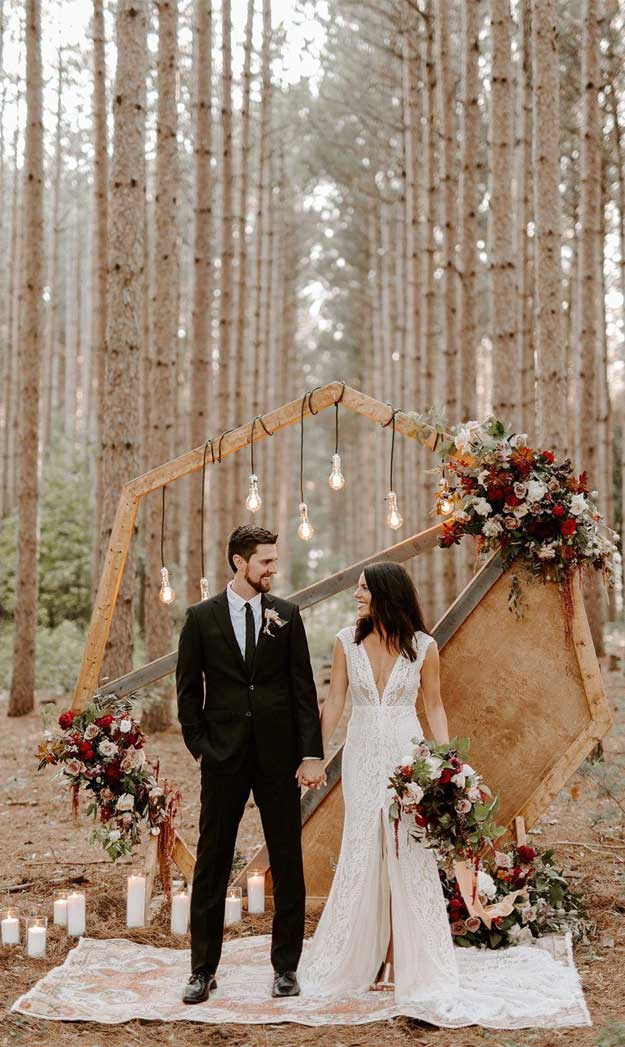 15 Creative Wedding Arch Ideas