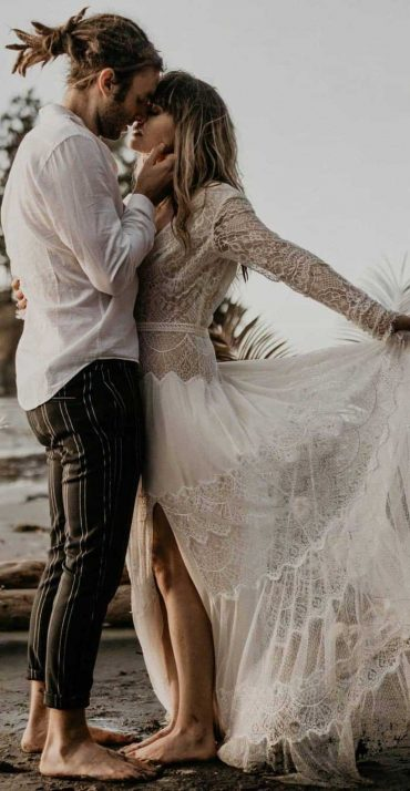 charming wedding dresses, boho wedding dresses, long sleeve wedding dresses , wedding gowns, best wedding dresses, casual wedding dresses, bohemian wedding dress