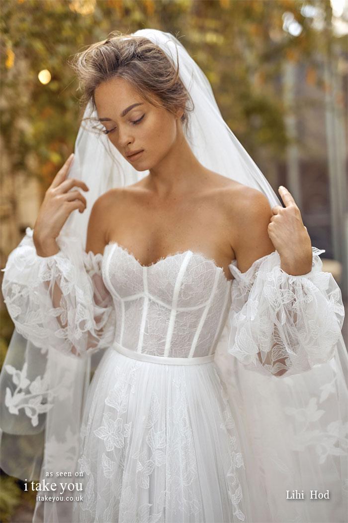 "Lihi Hod 2020 Wedding Dresses ""White Blossom"" Bridal Collection"