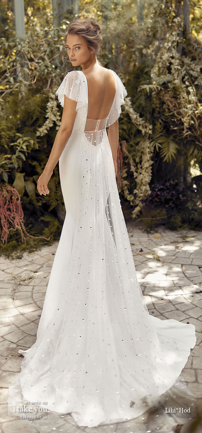 "Lihi Hod 2020 Wedding Dresses ""White Blossom"" Bridal Collection"