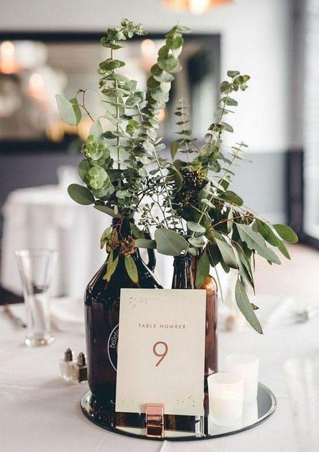minimalist wedding centerpieces, wedding centerpieces trends 2020, wedding centerpieces , wedding table centerpieces #weddingcenterpieces #weddingideas