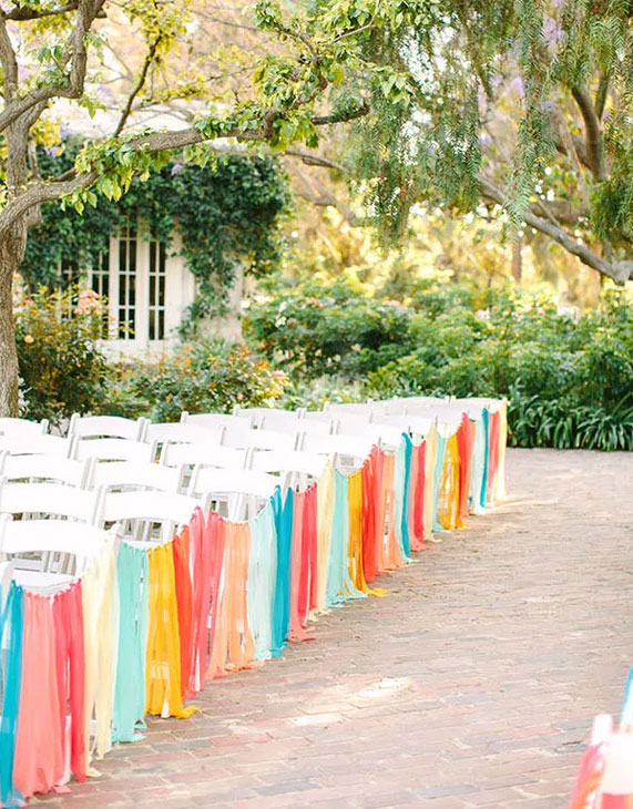 summer aisle decors, summer wedding decorations, summer wedding ideas, wedding aisle decorations, summer wedding decors, aisle wedding decoration for summer