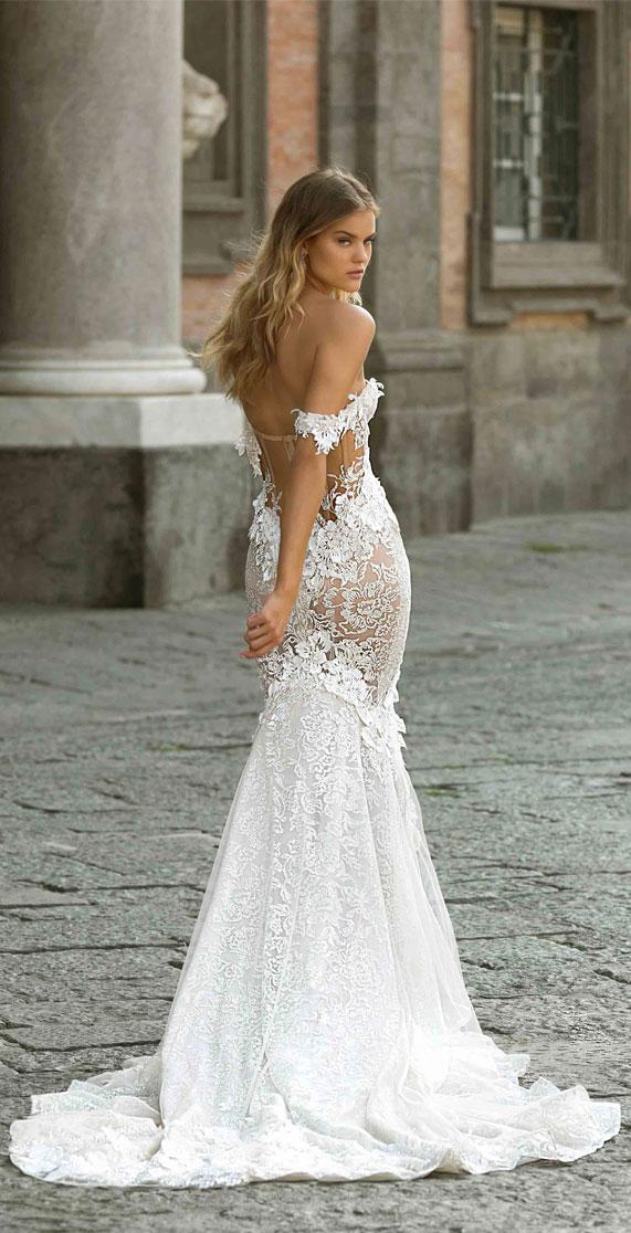 "Berta Fall 2020 Wedding Dresses — ""Napoli"" Bridal Collection"