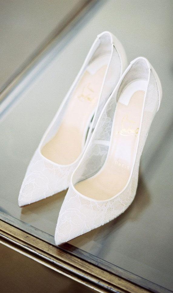 wedding shoes, wedding heels, bridal shoes, bridal heels, white wedding shoes, white bridal heels, bridal wedding shoes #weddingshoes , lace wedding shoes