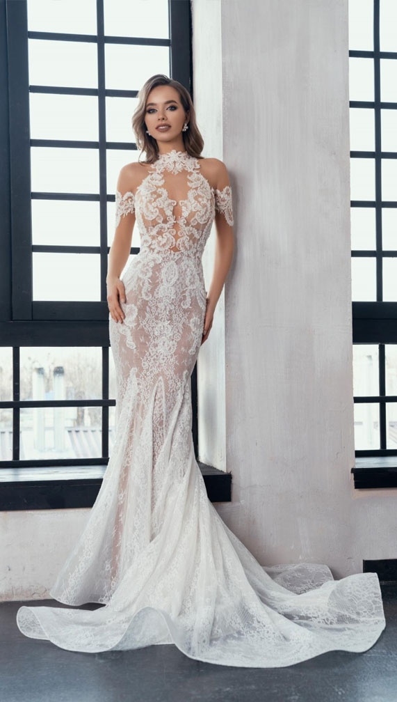 "Catarina Kordas Wedding Dresses ""Hypnose"" Bridal Collection"