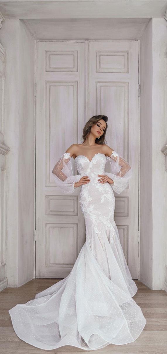 "Catarina Kordas Wedding Dresses ""Hypnose"" Bridal Collection"
