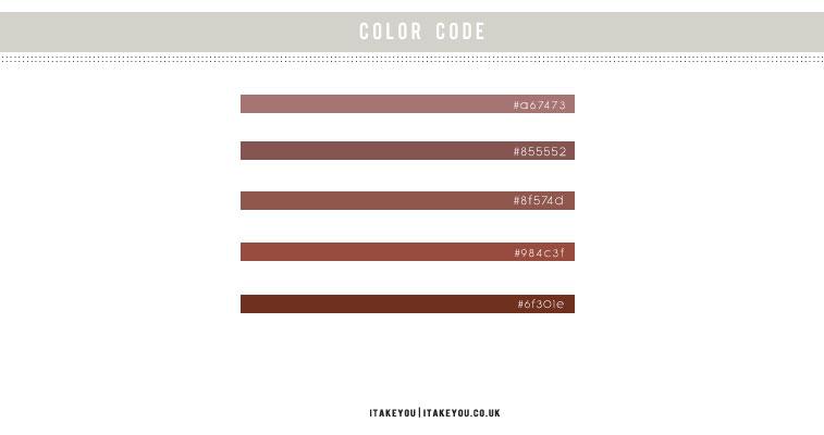 color , color hex, color number , color names