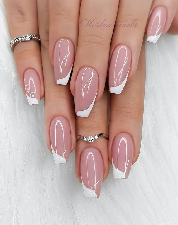 Best French Manicure Ideas That Are Actually Pretty
