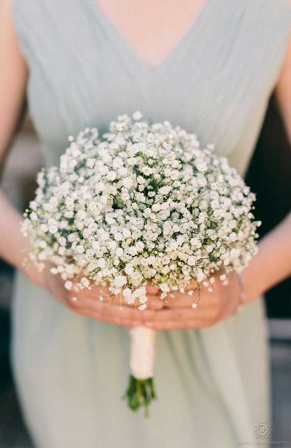 baby breath flower bouquet, baby breath flower hairstyle, baby's breath bouquet with roses, baby's breath bouquet with greenery, baby's breath bouquet, baby's breath buttonhole, wedding bouquets, baby's breath boutonniere, baby's breath and hydrangea bouquet, baby's breath wedding bouquet
