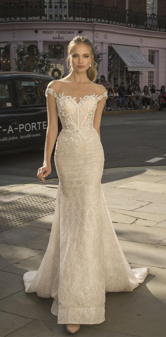 Netta Benshabu Wedding Dress Collection 2020 Amour Fall 2020 London 1 I Take You Wedding Readings Wedding Ideas Wedding Dresses Wedding Theme