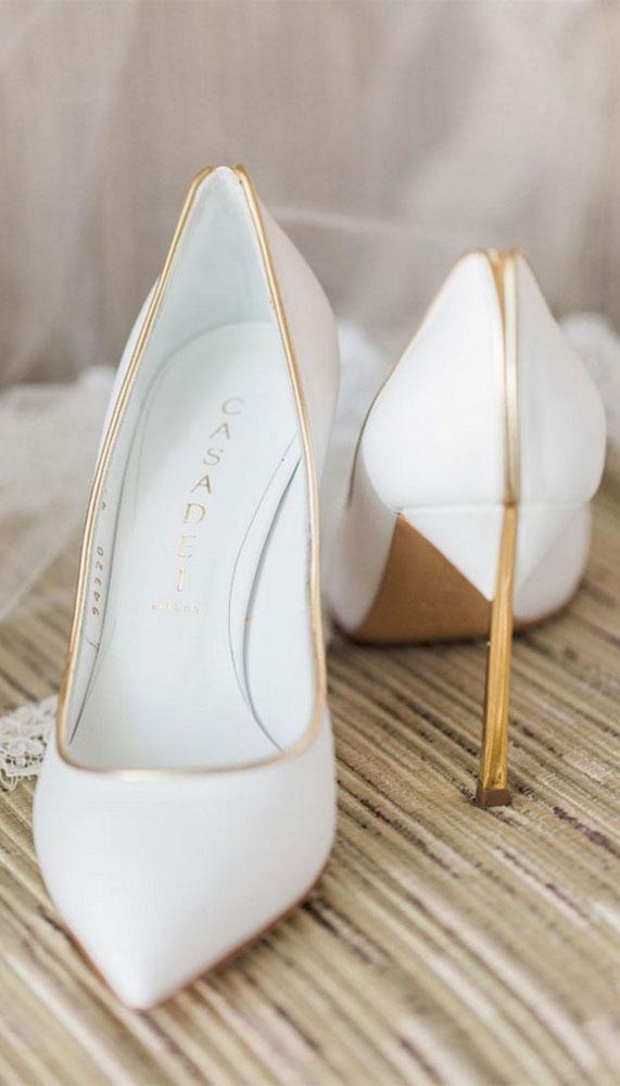 wedding shoes, wedding heels, bridal shoes, bridal heels, white wedding shoes, white bridal heels, bridal wedding shoes #weddingshoes