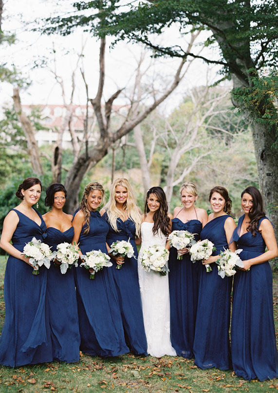 blue bridesmaid dresses, navy blue bridesmaid dresses, blue wedding #blue #bridesmaiddresses
